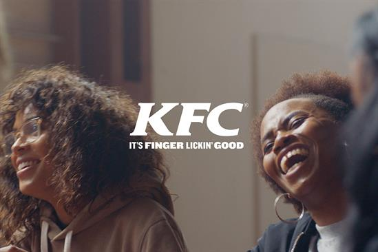 "KFC ""Roll together, feast together"" by Mother"