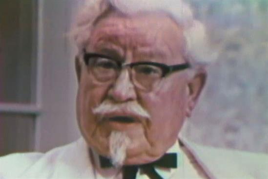 "KFC ""Comeback"" by Mother"