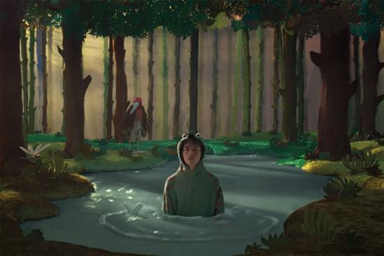 "Loewe ""An otter's tale"""