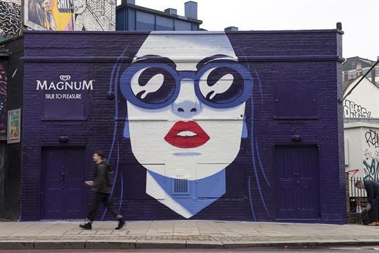 "Magnum ""Pleasure icon"" by Lola MullenLowe"