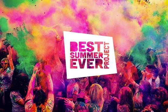"Malibu ""Best Summer Ever"" by AnalogFolk"