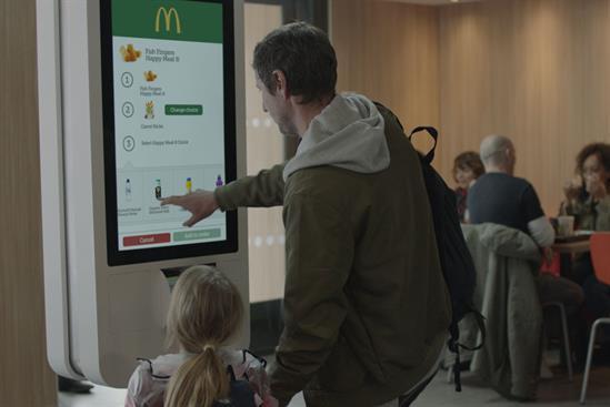 """McDonald's """"Hands full"""" & """"Grown up"""" by Leo Burnett"""