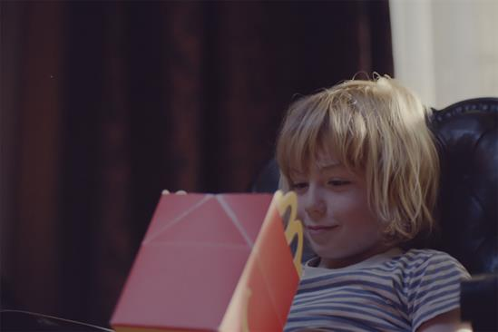 "McDonald's ""Childhood is inside"" by TBWA\Paris"