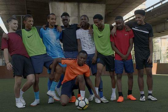 "Nike Football ""Believe as one"" by Wieden & Kennedy"