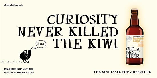 """Heineken """"the Kiwi taste for adventure"""" by St Luke's"""
