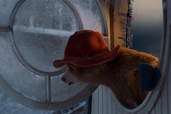 "Marks & Spencer ""Paddington and the Christmas visitor"" by Grey London"