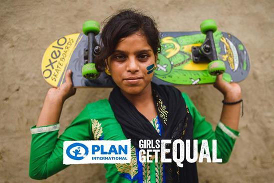 "Plan International ""Girls get equal"" by Mr President"