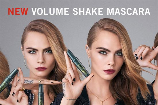 "Rimmel London ""Volume shake mascara"" by BETC London"