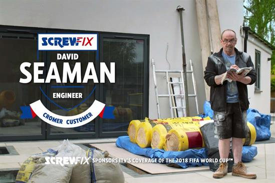 "Screwfix ""World Cup idents"" by Ogilvy"