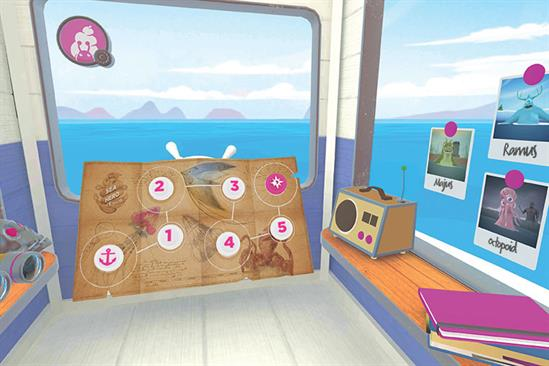 "Deutsche Telekom ""Sea Hero Quest virtual reality"" by Saatchi & Saatchi"