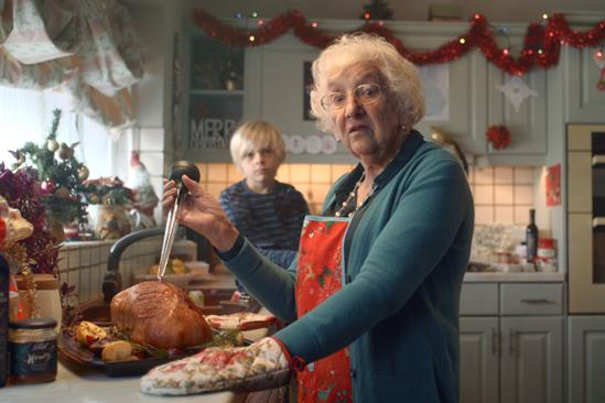 "Tesco ""However you do Christmas"" by BBH London"