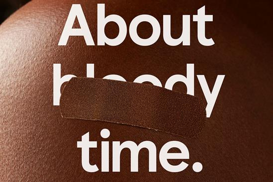 """Tesco """"About bloody time"""" by BBH London"""