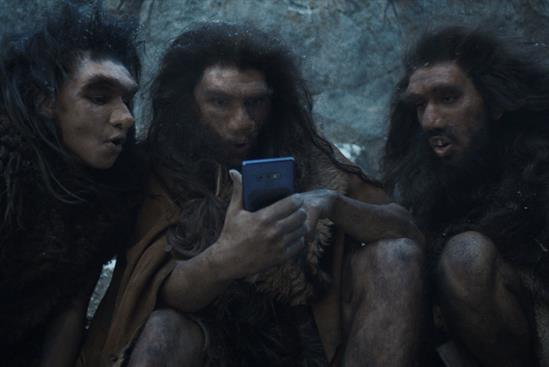"""Three """"Phones are good"""" by Wieden & Kennedy London"""