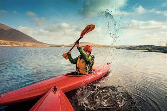 """Tourism Ireland """"Capture your heart"""" by Publicis London"""