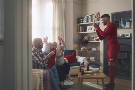 "Coca-Cola ""Make your home the home end"" by M&C Saatchi"