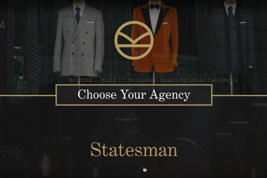 'Kingsman Video Quiz' for VisitBritain by Expedia Media Solutions