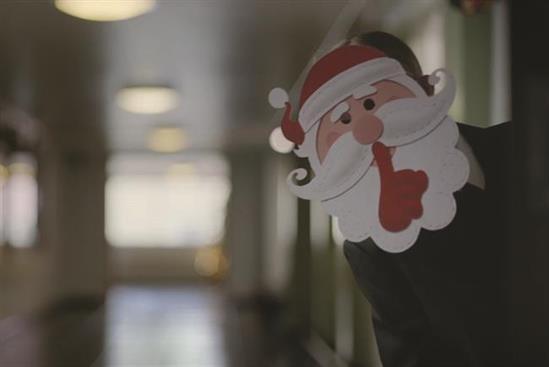 "Cadbury ""Secret Santa"" by VCCP"