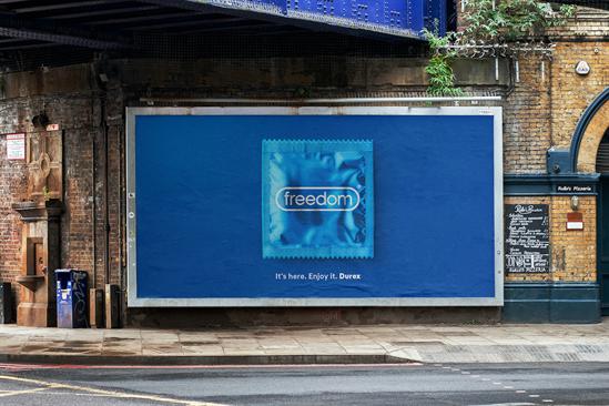 """Durex """"Freedom"""" by Havas London"""
