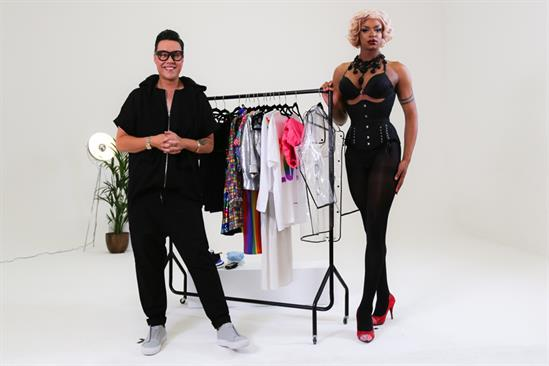 """Gay Times/All Out """"Gok's global Pride makeover"""" by Karmarama"""