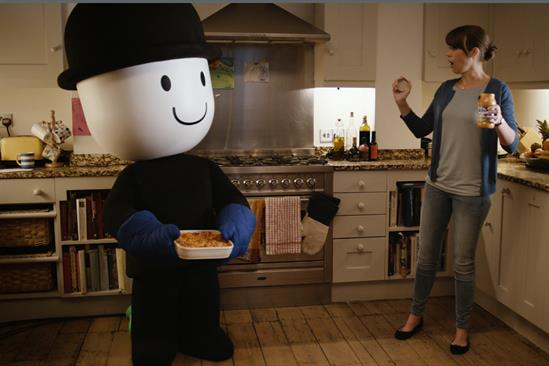 """Homepride """"Fred about the house"""" by McCann London"""