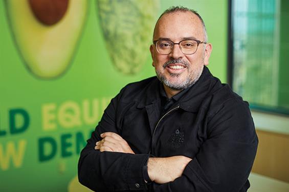 Avocados From Mexico CEO Alvaro Luque