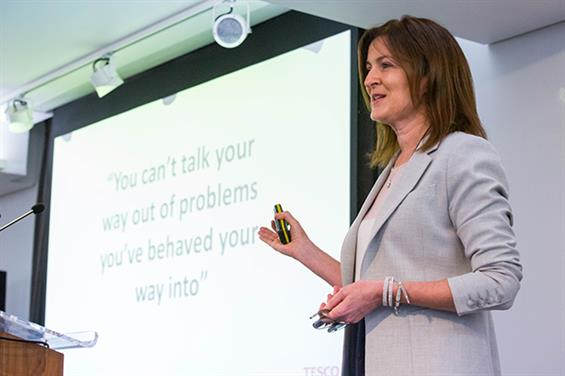 Jane Lawrie: PR 'has to be integral to the business'