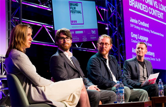 Brand Film Festival London: Hear from brand film experts