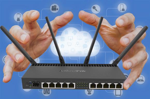 MikroTik router compromise exploit detailed