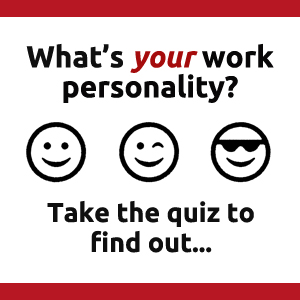 What is your work personality? | Third Sector