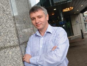 Adrian Sargeant, professor of fundraising, Indiana University