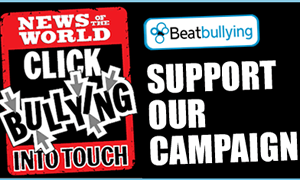 Click Bullying Into Touch