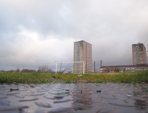 Photograph of Toryglen, by Sarah McIntyre