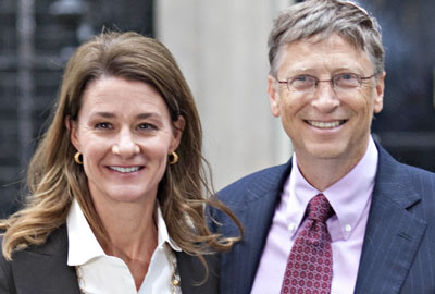 Bill and Melinda Gates: Giving Pledge to be extended