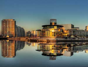 Manchester's Salford Quays