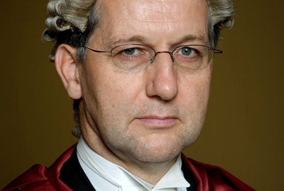 Lord Justice Hodge