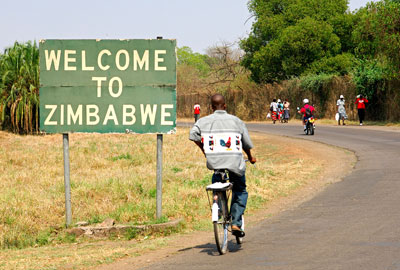 International Citizen Service participants have volunteered in Zimbabwe