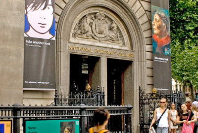 National Portrait Gallery: could benefit from the scheme