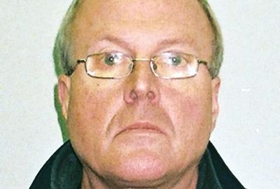 David Field [courtesy of West Mercia Police]