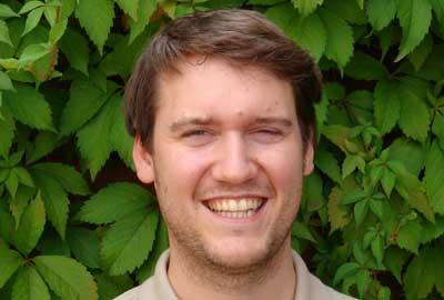 Oli Henman of the NCVO