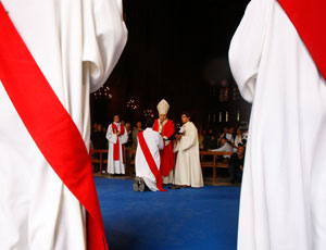 Catholic ordination