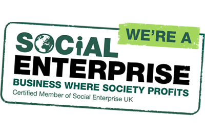 Social Enterprise UK badge