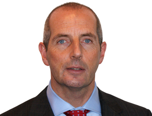 Colin Walton, head of charities at the Charities Aid Foundation