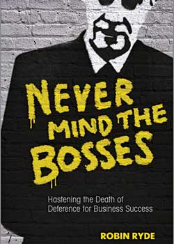 Never Mind The Bosses, by Robin Ryde
