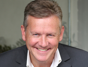 Geoff Burnand, chief investment officer of Charity Bank