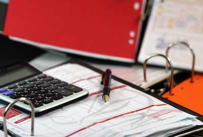 Charity accounting procedures