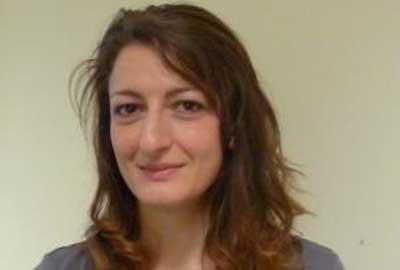 Veronika Karailieva, development officer at the BLF