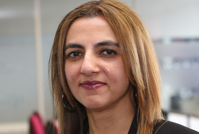 Monica Shafaq