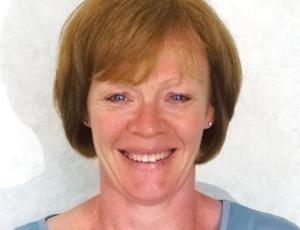 Tracey Hancock, director of development, The National Rheumatoid Arthritis Society
