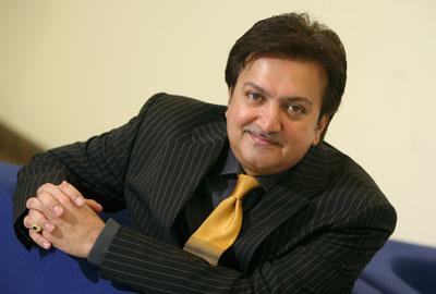 Dharmendra Kanani, the BLF's England director