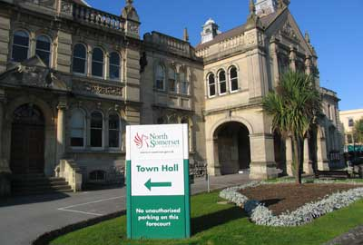 North Somerset Town Hall